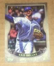 2016 TOPPS MLB DEBUT KRIS BRYANT #MLBD-3 - $0.99