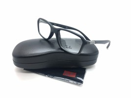 Ray-Ban RB 8952 5605 Matte Black on Grey New Authentic Eyeglasses 53mm w... - $68.54