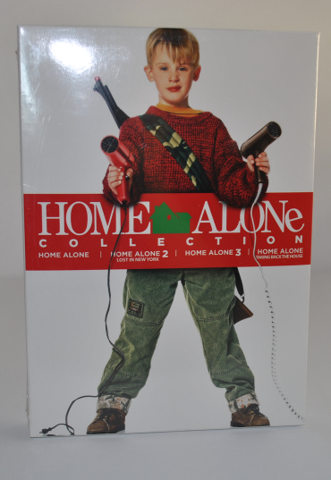 Home Alone DVD Complete Collection: 1,2,3,4