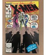 Uncanny X-Men #244 Marvel Comic Book NM Condition 1st Jubilee 1989 - $44.99