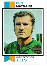 2001 Topps Archives Don Maynard Football Trading Card #93 New York Jets - $3.95