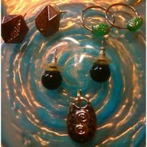 3 Pr. Vintage Earrings and 1 Pendant - $14.85