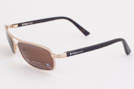 Tag Heuer Ayrton Senna 0982 Gold Tortoise / Brown Outdoor Sunglasses TH9... - €211,37 EUR
