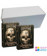 12 DECKS BICYCLE ALCHEMY 1977 ENGLAND PLAYING CARDS BOX CASE USPCC NEW - $61.96