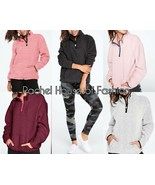 Victoria's Secret Pink Sherpa Cerniera Corta S-L Nuova con Etichetta - $76.69