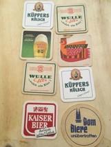 PUB  Bar Man Cave Coasters 24 Pc BEER Cardboard - $9.99