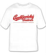 Budejovicky Budvar Chezc Republic T Shirt Choose Size  S M L XL 2XL 3XL ... - $17.49+