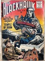 BLACKHAWK #98 (1956) Quality Comics VG - $34.64