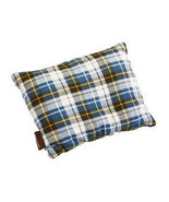 """Tex Sport Cotton Flannel Pillow for Camping & Travel 10""""x20"""", Plaid - $17.26"""