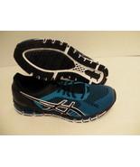 Asics men's gel quantum 360 knit running shoes peacoat directoire blue s... - $148.45