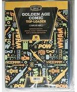 20 Cardboard Gold Golden Age Comic Book Top Loaders Archival Safe - $29.99