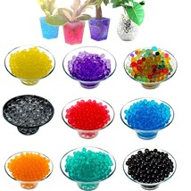 400pcs Water Aqua Soil Crystal Beads Wedding Vase Filler Centerpiece Dec... - $1.27