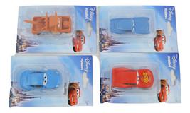 Disney Figurines Pixar Cars 2 Set of 4 by Beverly Hills Teddy Bear Compa... - $9.99