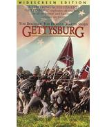 Gettysburg (Widescreen Edition) [VHS] [VHS Tape] - $1.80