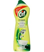 Cif Lemon cleaning milk with micro-crystals 300g FREE SHIPPING - $13.85
