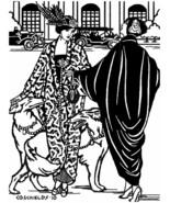 Folkwear Poiret Cocoon Coat Jacket 1900's Era Sewing Pattern folkwear503 - $19.95