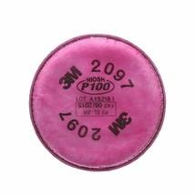 3M Particulate Filter P100 2097 Filter 1Pair -Expiration 1/2023 - $25.71