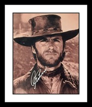 Ultra Cool - Clint Eastwood - Movie Legend - Authentic Hand Signed Autog... - $149.99