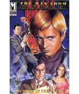 The Man From U.N.C.L.E. Birds of Prey Comic Book #2 Millennium 1993 NEAR... - $3.99
