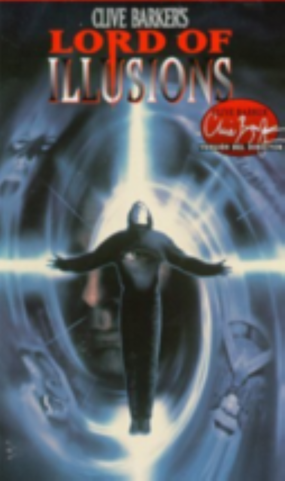 Lord of Illusions Vhs