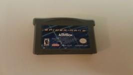 Spider-Man 2 Nintendo Game Boy Advance - Buy 3 Get 1 Free - $7.28 CAD