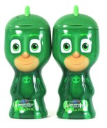 2 Centric Beauty 14 Oz PJ Gekko Green Apple 3 In 1 Body Wash Shampoo Con... - $20.99