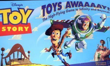 TOY Story - TOYS AWAAAAY! Game