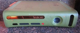 Microsoft Xbox 360 Halo 3 Special Edition 20GB Green & Gold Console Part... - $49.49