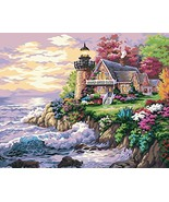 SuperDecor DIY Oil Painting Paint by Numbers kit for Adults Kids Beginne... - $10.15