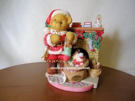 Cherished Teddies Santa Series 1999 Sanford LE Used No Box SIGNED - $34.60