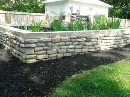 #OKL-01K Limestone Concrete Mold & Supplies Kit (9) Make 100s Rock Stone Veneer image 6