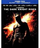 Batman The Dark Knight Rises (Blu-Ray) - $8.99