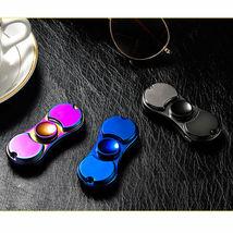 Cigarette Lighter USB Charging EDC Hand Spinner Fidget - One Item w/Random Color image 9