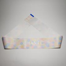 CHANEL Multicolor Pearlescent Ribbon. Decorative Ribbon. 32.48 inch long. - $14.99