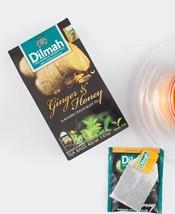 Dilmah Ginger & Honey Flavoured Ceyon Black Tea Bags ( CEYLON TEA) - $5.41