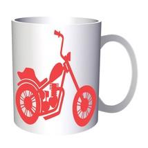 Motor Cycle 3 11oz Mug n422 - £8.43 GBP