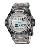 Women's BG169R-8 Black Resin Quartz Sport Watch - $57.14
