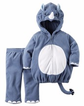 NEW Boys Carter's Halloween Rhino Costume 18 Months 2 Piece - $32.50 CAD