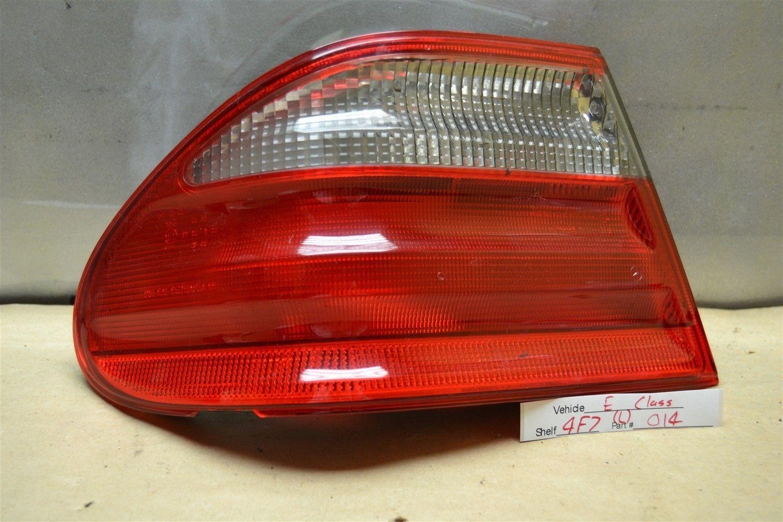 2000-2002 Mercedes E320 E430 E55 Sedan Left Driver Genuine OEM tail light 14 4F7 - $29.69