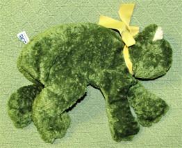 "Mary Meyer FLIP FLOPS FROG STUFFED ANIMAL Plush BEAN BAG Animal Toy 12"" ... - $24.75"