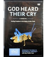 Faith Lessons Volume 8 God Heard Their Cry Ray Vander Laan Brand NEW DVD - $34.24