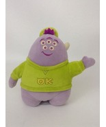"Disney Monsters University Squishy Oozma Kappa 9"" Plush Stuffed Toy - $9.85"