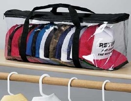 Baseball Cap Storage Caps Holder Organizer Closet Shelves w/ Carrier NEW - $22.91