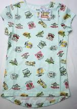 Toy Story 4 Girls Shirt Sz 5-6 Light Green NWT - $11.70