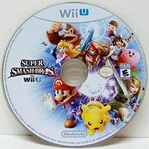 Super Smash Bros (Nintendo Wii U 2014) Game Disc Only - $9.45