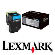 Lexmark CX510the CX510dthe CX510dhe CX510de Cyan High Yield Toner 80C0X2... - $169.53