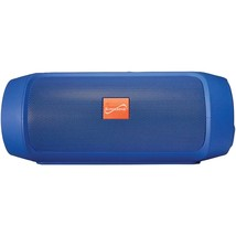 Supersonic 7-inch Portable Bluetooth Rechargeable Speaker (blue) SSCSC23... - $56.57 CAD