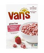 Van's Simply Delicious Gluten-Free Cereal, Blissfully Berry, 10 oz. - $44.05