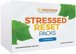 Adrenal Health Pack - Stressed for Weight Loss on the Adrenal Reset Diet... - $112.54