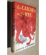 The Catcher In the Rye - J. D. Salinger - 1951 BCE  - Fine in Fine Dust ... - $1,600.00